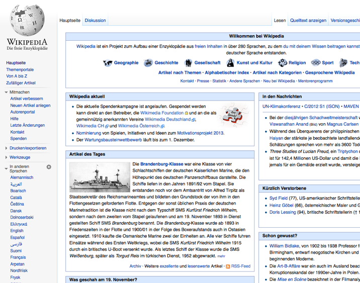 Abbildung Wikipedia | Web-Business