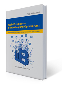 Buch Cover Web-Business